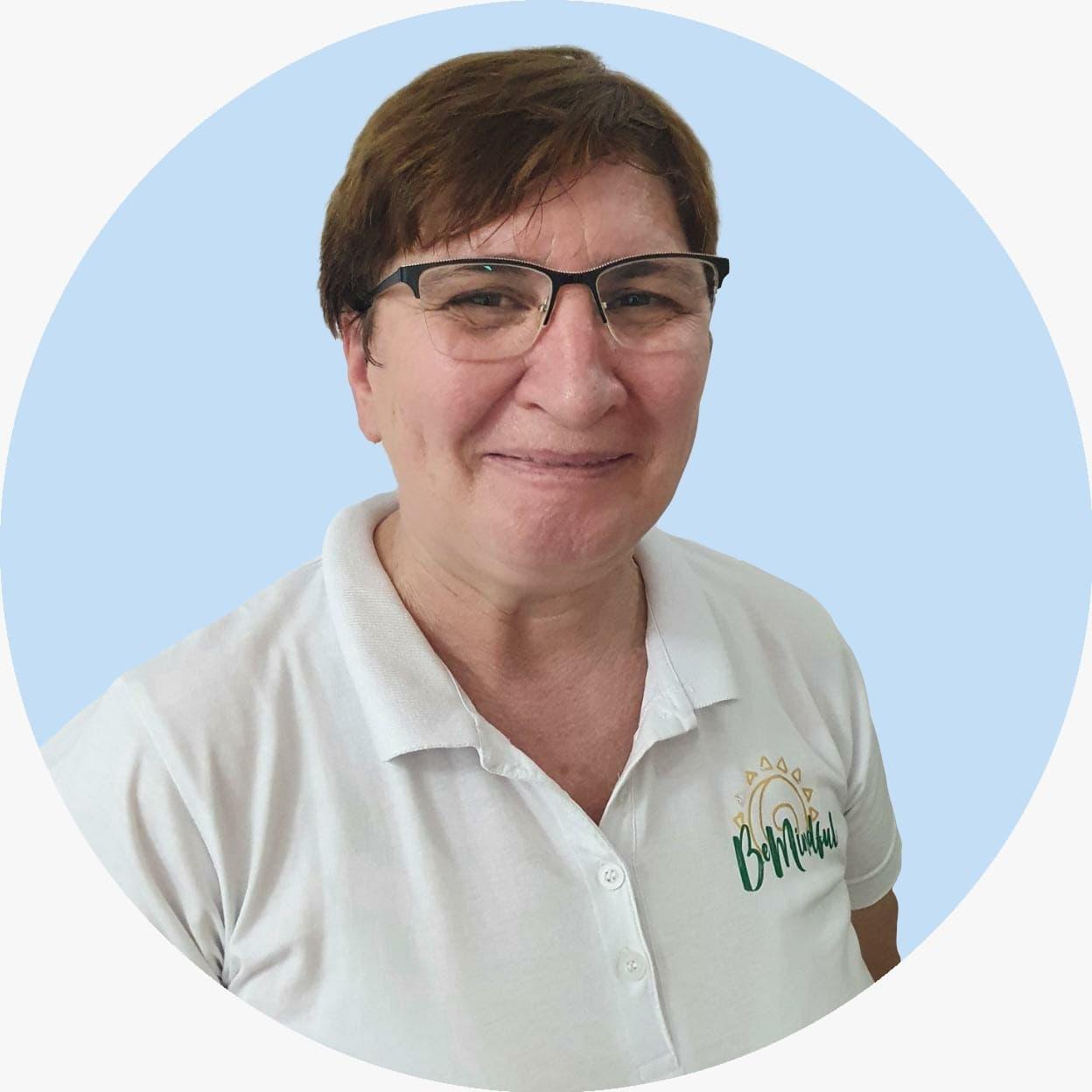 Daniela Irimia